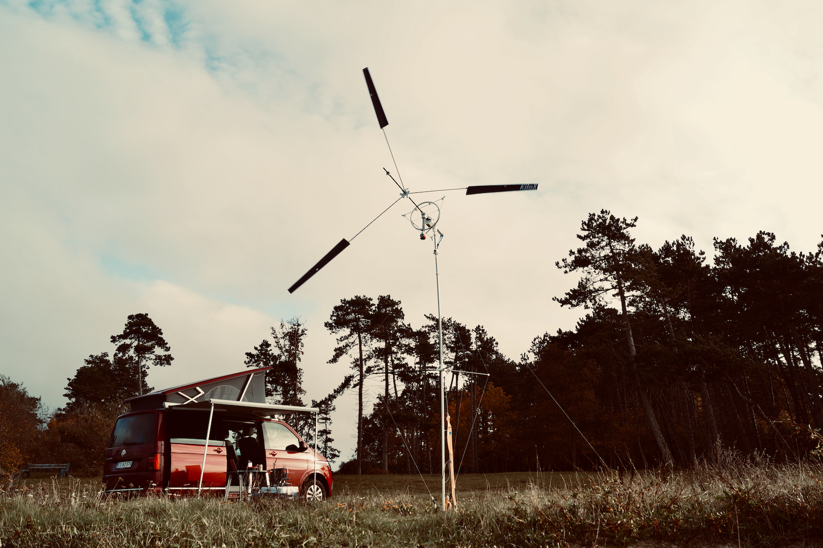 KiteX Van Shot